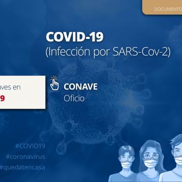 CONAVE: Definición operacional para la vigilancia epidemiológica de COVID-19