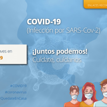 COVID-19: Enlaces de sumo interés para personal de salud
