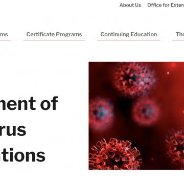 Hospital Management of Coronavirus Complications | Harvard Medical School