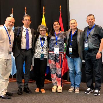 SMNyCT presente en el IX Congreso Paraguayo de Neumología