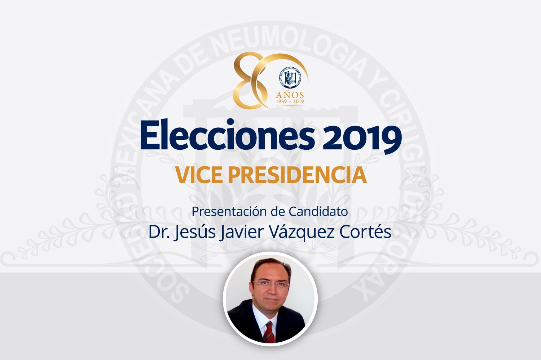 Elecciones SMNyCT 2019: Candidato a Vicepresidencia