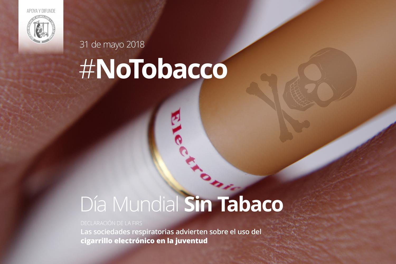 Las sociedades respiratorias advierten sobre el uso del cigarrillo electrónico en la juventud