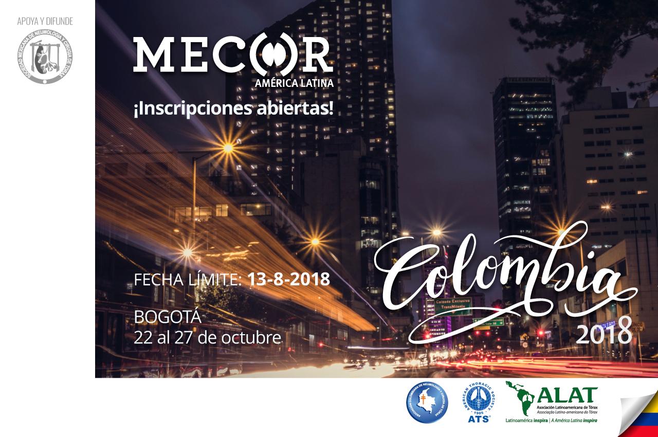 MECOR, Métodos en Epidemiología Clínica Respiratoria: nuestros becarios