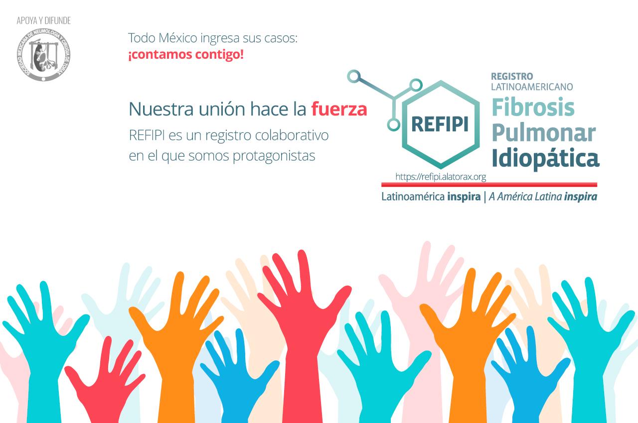 REFIPI es nuestro Registro: todos participamos