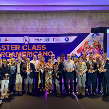 "Un éxito el Master Class Iberoamericano ""Controversias en EPOC"""