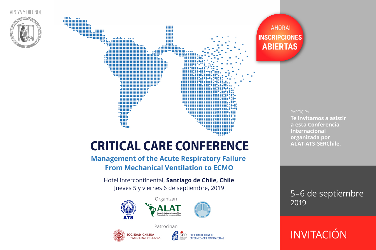 Critical Care Conference 2019