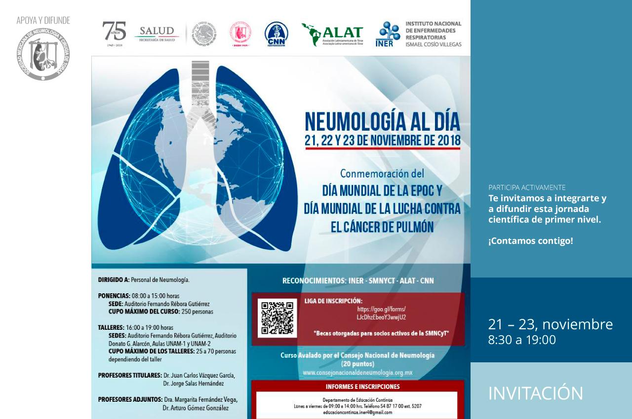 Neumología al Día